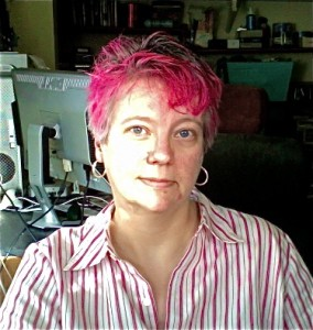 Fantasy and SF writer Cat Rambo