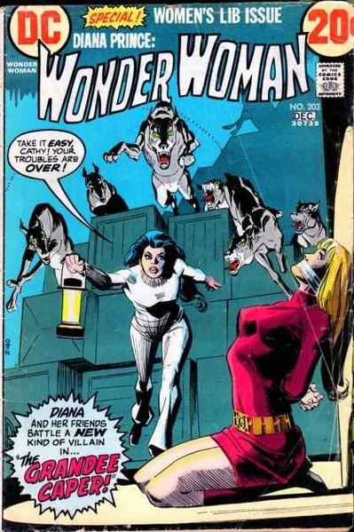 Wonder Woman Issue 203
