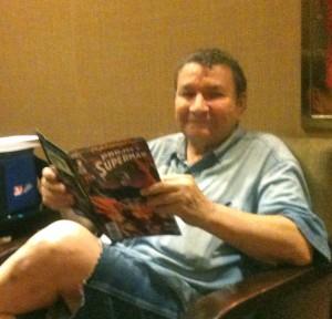 Howard Waldrop Reads Project Superman