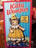 Photo of a kittywampus (kittywumpus) game