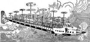 Aerial Battleship (aka Zeppelin)