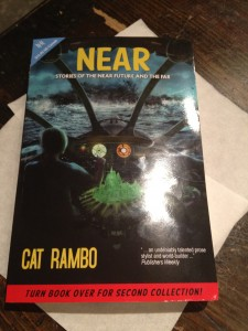 Book cover - Near