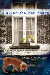"""Cover for """"A Quiet Shelter There"""""""