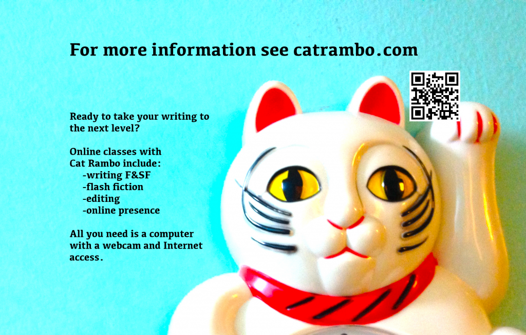 Image advertising Cat's classes