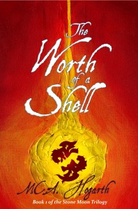 Cover for the Worth of a Shell by M.C.A. Hogarth