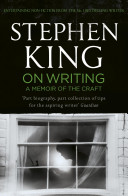 Cover for Stephen King's On Writing: A Memoir of the Craft.