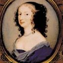 Portrait of Margaret Cavendish, the Duchess of Newcastle