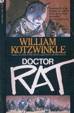 Cover of Doctor Rat by William Kotzwinkle