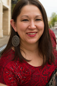 Photograph of Author Kim Mainord