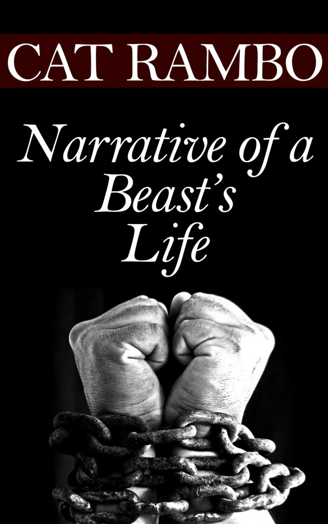 Cover of Narrative of a Beast's Life
