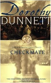Cover of Dorothy Dunnett's book Checkmate