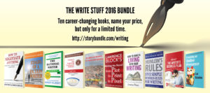 Listing of Storybundle Write Stuff offerings.
