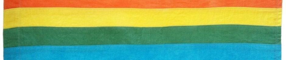 rainbowflagbygilbertbaker