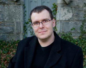 Author photo of Django Wexler.