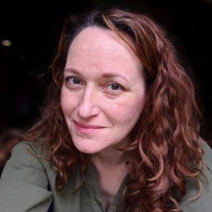 Author photo of Mary Robinette Kowal.