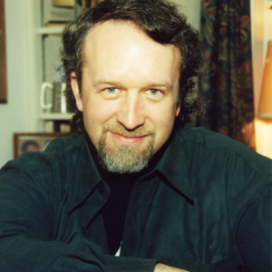 Headshot of Michael Stackpole; photo by Michael C. Pearo.