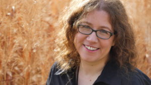 Author photo of Sarah Pinsker.