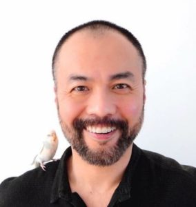 Author photo of Henry Lien.