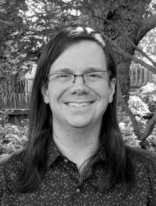 Author photo of Michael R. Underwood.