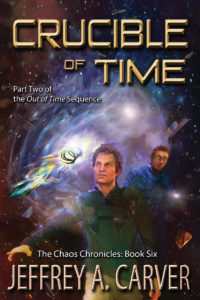Cover of THE CRUCIBLE OF TIME.