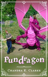 Cover of PUNDRAGON by Chandra Clarke.