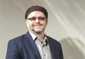 Author photo of Tobias Buckell.