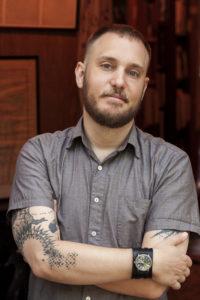 Author photo of Sam J. Miller.